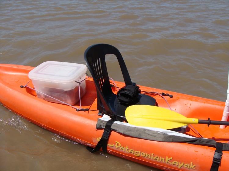 Duda for Sillas para kayak